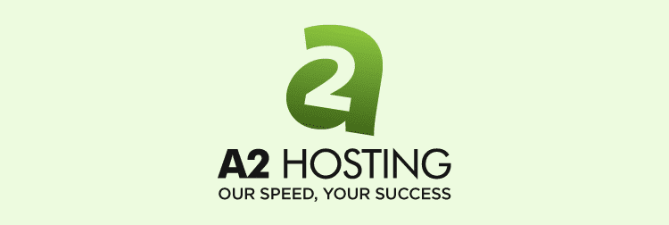 Dedicated hosting by A2Hosting has a high speed