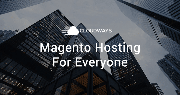 Cloudways Hosting for Magento Store