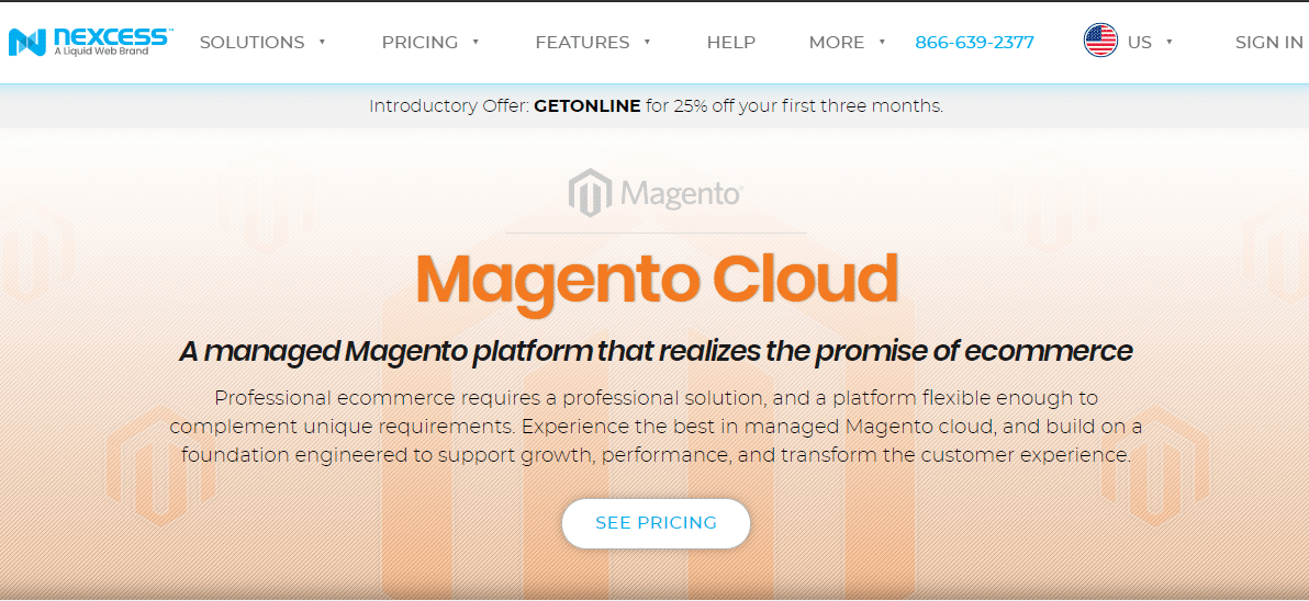 Why choose Nexcess for your Magento hosting plan?