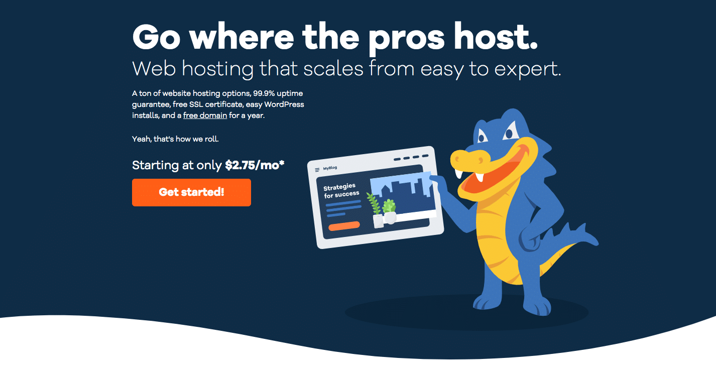 Magento Managed Hosting by Hostgator
