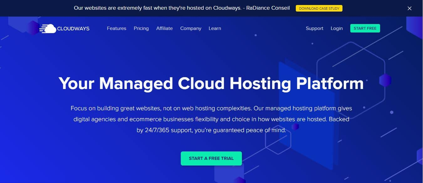 Magento Managed Hosting by Cloudways