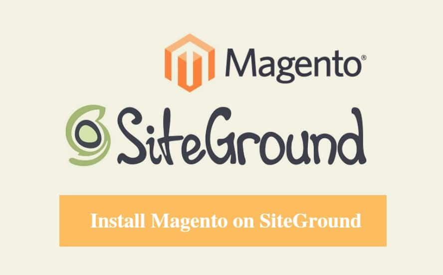 Managed Magento Hosting by  Siteground