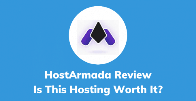 ‎HostArmada Hosting Review